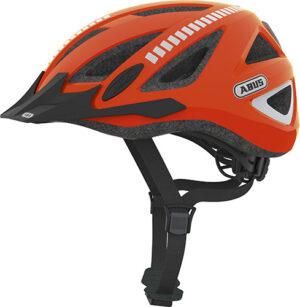 Cykelhjelm Abus Urban-I Signal 2.0 - Orange