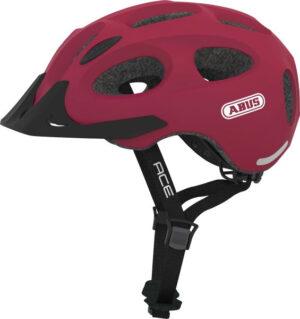 Cykelhjelm Abus Youn-I Ace - Cherry Red