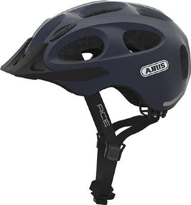 Cykelhjelm Abus Youn-I Ace - Metallic Blue