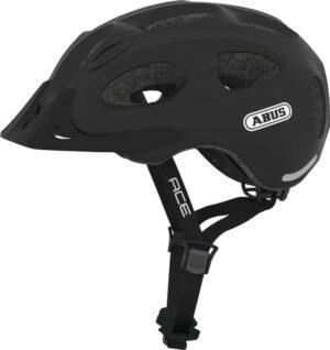 Cykelhjelm Abus Youn-I Ace - Velvet Black