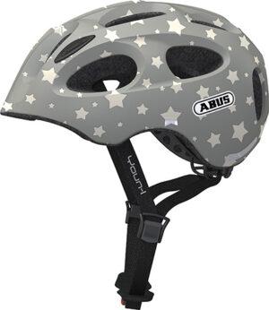 Cykelhjelm Abus Youn-I - Grey Star