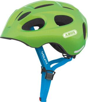 Cykelhjelm Abus Youn-I - Sparkling Green