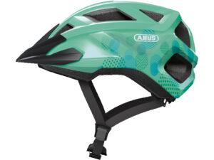 Abus MountZ - Cykelhjelm - Celeste grøn - Str. M