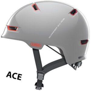 Abus Scraper ACE 3.0 cykelhjelm, Alaska Grey