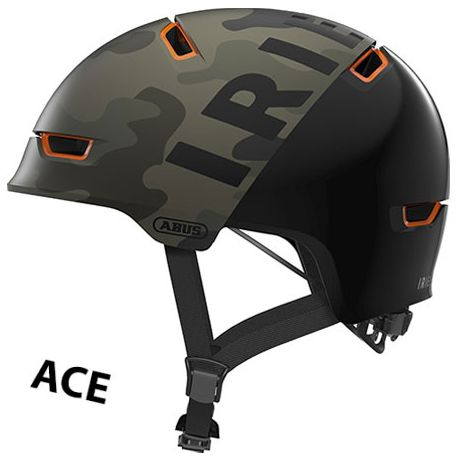 Abus Scraper ACE 3.0 cykelhjelm, Iriedaily camou