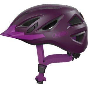 Abus Urban-I 3.0 Core Purple cykelhjelm