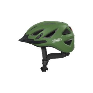 Abus Urban-I 3.0 jade green cykelhjelm m. LED-baglygte
