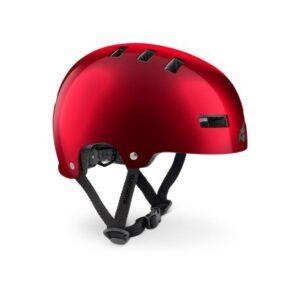 BLUEGRASS Urban Superbold Cykelhjelm i Metallic Red