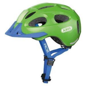 Abus Youn-I Ace Sparkling Green cykelhjelm